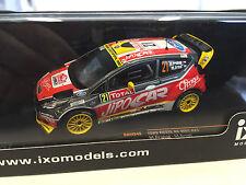 Ford Fiesta RS WRC Prokop Rally Monte Carlo 2013 1:43 IXO RALLY MODEL CAR RAM545