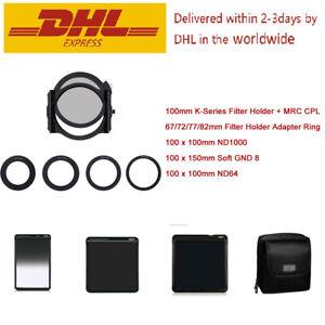 H&Y Square Filter Holder K-series+MRC CPL+ND1000+ND64+SOFT GND8 Set