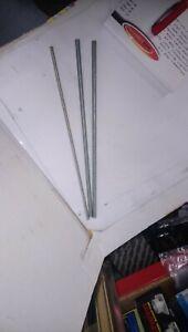 Metric Threaded Bar