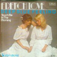 "7"" French Love/Deep Blue Feeling (D)"