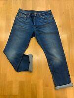 Levi's 501 Original Fit Damen Blau Jeans 32/32