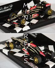 Minichamps F1 Lotus Renault E21 2013 R. Grosjean 1/43 410130008