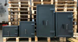Tresor Safe Sicherheitsschrank EN 14450 Sicherheitsstufe Klasse S2 m Feuerschutz