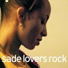 Lovers Rock by Sade (CD, Nov-2000, BMG (distributor))