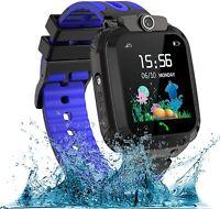 Kids SmartWatch, Waterproof LBS/GPS Smart Watch Boys Girls Toy Watch Tracker