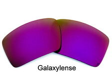 Galaxy Replacement Lenses For Oakley Eyepatch 1&2 Sunglasses Purple Polarized