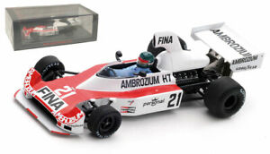 Spark S4038 Williams FW04 #21 2nd German GP 1975 - Jacques Laffite 1/43 Scale