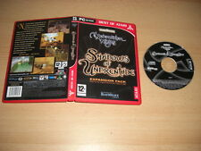 Neverwinter Nights-Shadows of Undrentide PC CD Boa NWN 1 Add-on Expansion Pack