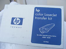 Genuine HP C4196A LASERJET COLOR TRANSFER KIT for 4500, 4550