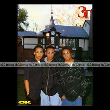 Mini-POSTER 3T 3-T - Boys band Boyband Photo 90's #57
