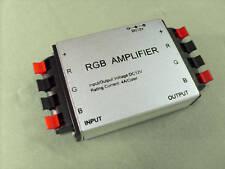 AMPLIFICATORE PER STRIP LED RGB 12V AMPLIFIER STRIP LED