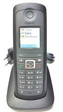 Siemens gigaset e49 e49h terminal móvil & de carga cáscara e490 e495 nuevo!!!