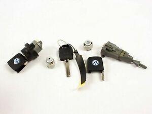 2006-2007 Volkswagen Golf Door Handle Lock Cylinder 1K6800375AF