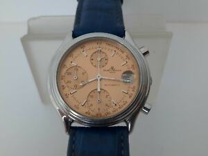 BAUME & MERCIER - Automatic Chronograph-Baumatic Ref 6103 Based on  ETA -2892 A2