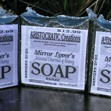 ACTIVATED CHARCOAL and HONEY 6oz Lot of 2 Bars