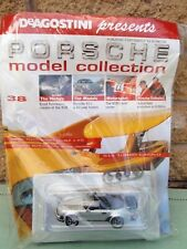 Retro Collectable De Agostini Porsche Model Cars Metal Alloy Scale1:43 c2000