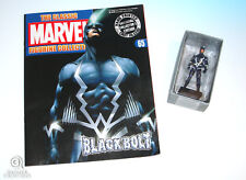 Black Bolt Statue Marvel Classic Collection Die-Cast Figurine Limited New #65