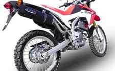 SILENCIEUX GPR FURORE ALU NOIR HONDA CRF 250 L 2013/16