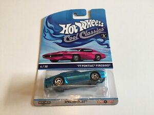 Hot Wheels Cool Classics #4/30 '77 Pontiac Firebird T/A