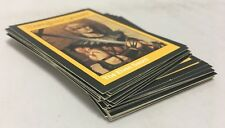 Dungeons & Dragons Dragon Quest Board Game Replacement 31 Yellow Cards