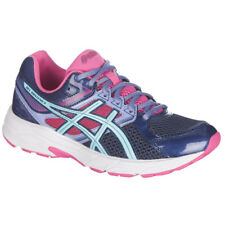 NEW Womens Asics Gel Contend 3 Running Shoes Indigo Blue / Aqua / Pink Sz 6 W