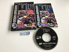 Tilt - Sega Saturn - PAL EUR - Avec Notice