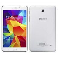 "Samsung Galaxy Tab 4 SM-T230 Tablet White ( 8GB Wi-Fi Android 7"" BT 2x Camera )"