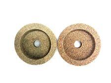 Berkel Sharpening Stone Set Fits 823/825/827 Sharpen Deli Slicer Made in Italy