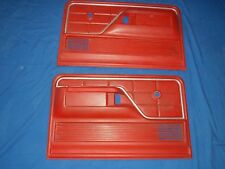 OEM Ford 1973 1979 Truck Door Panel Trim Pair 1974 1975 1976 1977 1978 F150 F100