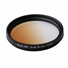 49mm Graduated Brown Color with Thread Mount Lens Filter for all Digital Camera