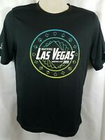 2015 Las Vegas Rock N Roll Marathon Series Brooks Shirt Size S Small