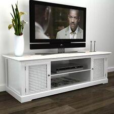 Tv Stand Unit Furniture Living Room Cabinet Cupboard Shelve Wooden Vintage S8G7