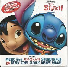 DISNEYS - MUSIC FROM LILO & STITCH - MAIL PROMO CD
