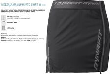 NEW Dynafit Mezzalama Womens Medium Grey Polartec Touring Ski Skirt Ret$130