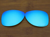 Replacement Ice Blue Polarized Lenses for-Oakley Dispatch 2 Sunglasses OO9150