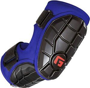 G-Form YEP1102 Royal Blue Youth OSFA Batter Baseball Protective Elbow Guard
