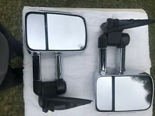Clear view electric indicator mirrors RG Colorado. Clearview
