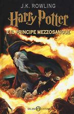 Harry Potter e il Principe Mezzosangue  / J. K. Rowling (Nuova edizione 2020)