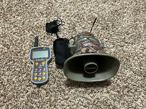 Foxpro Banshee Predator Game Call Coyote Fox With Rechargeable Battery Kit