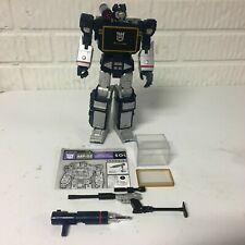 Transformers Masterpiece MP-02 Soundwave HASBRO (TOYS R US) - US SELLER UPGRADES
