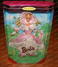 Little Bo Peep Barbie (by Mattel, 14960) Nursery Rhyme Collector Edition