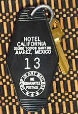 Sale! EAGLES HOTEL CALIFORNIA ROOM KEY/KEYRING/KEYCHAIN #13  HENLEY & FREY
