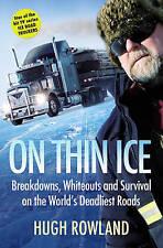 On Thin Ice, Hugh Rowland, Book, New Hardback