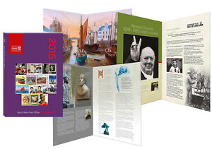 2015 Isle of Man Year Book (TP07)