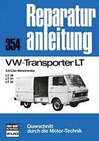 VW Transporter LT Reparaturanleitung Reparaturbuch Wartung Reparatur Buch