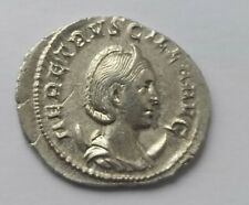 More details for flawless! ancient roman silver antoninianus herennia etruscilla /249-251 ad/