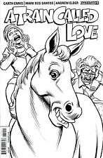TRAIN CALLED LOVE #2 1:10 INCENTIVE VARIANT COVER