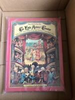 The Little Actors Theatre Pop Up Book NEW! SEALED!