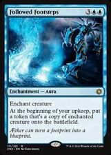 x1 Followed Footsteps MTG Conspiracy 2 Take the Crown M/NM, English