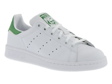 Scarpe adidas Junior Stan Smith J Bianche-verdi Ai17 M20605 36 2-3